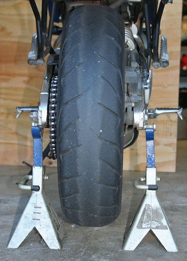 How To Change Your Own Motorcycle Tires Revzilla