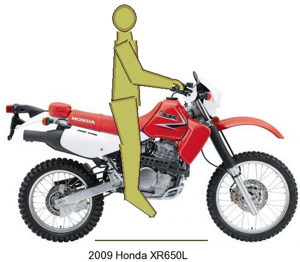 motorcycle ergonomics simulator revzilla