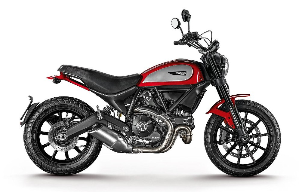 Why The Ducati Scrambler Is The Bike For You Revzilla