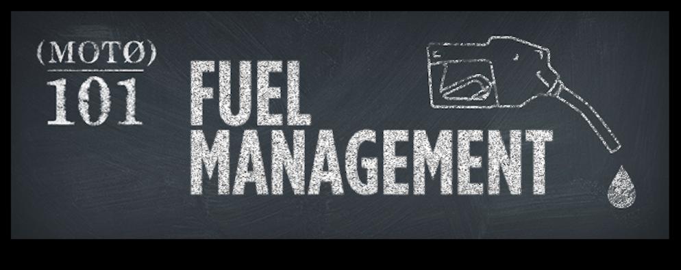 Fuel Management 101 - RevZilla