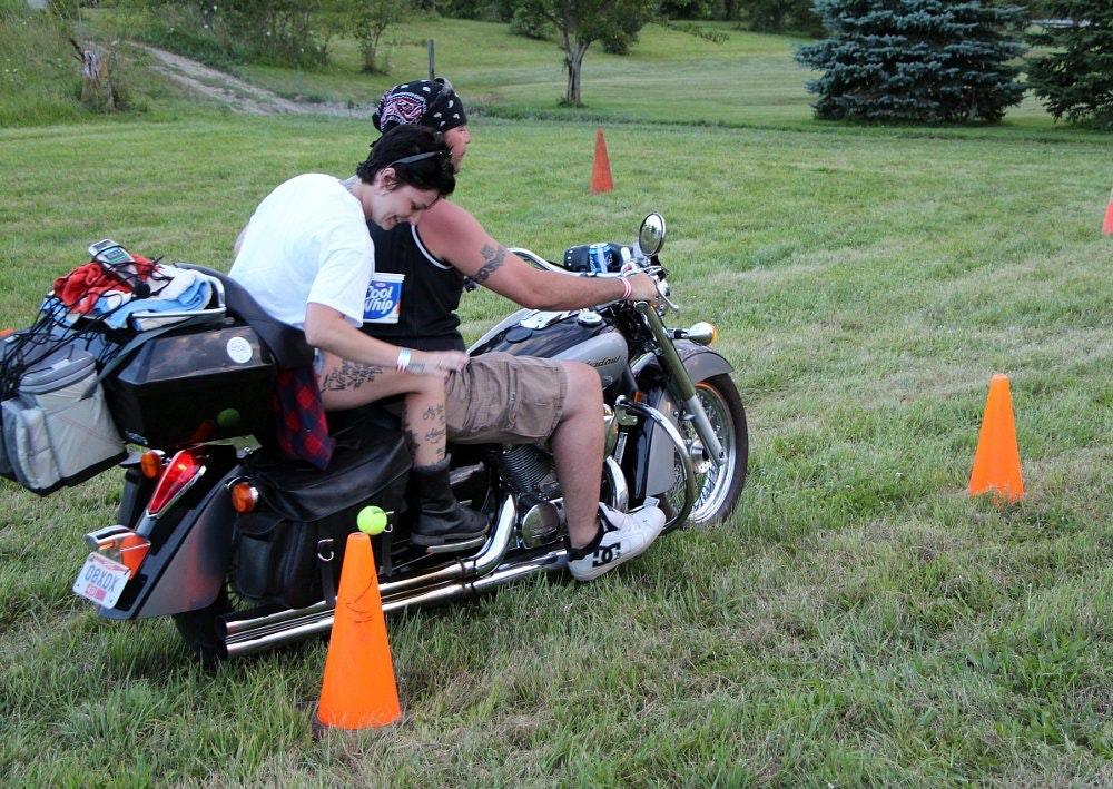 The weenie rider