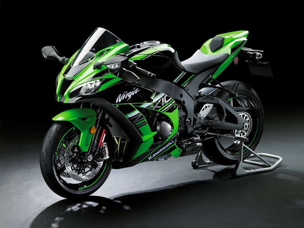 Kawasaki Unveils 2016 Zx 10r With Advanced Electronics Package