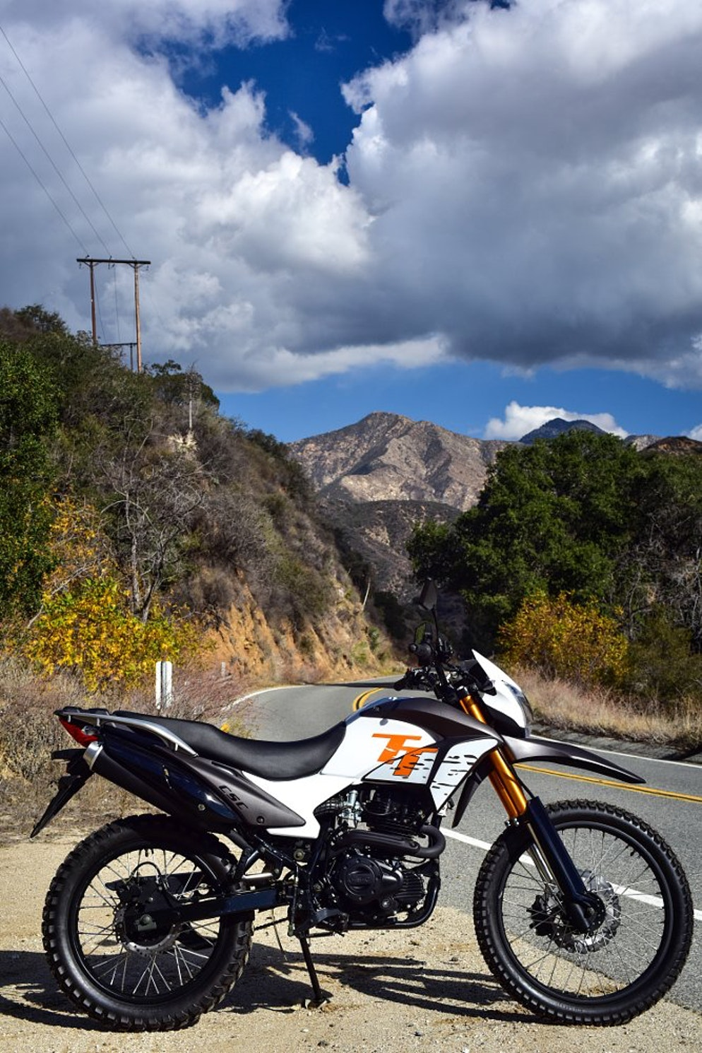 A new dual-sport motorcycle for $1,895? - RevZilla