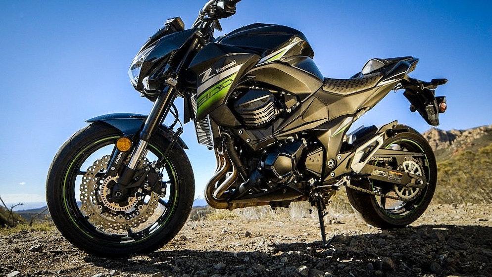 2016 Kawasaki Z800 Review Revzilla