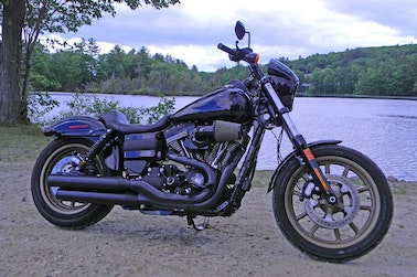 Harley Davidson Low Rider S First Ride Review Revzilla