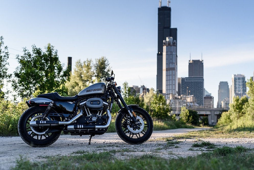 003a947776bb 2016 Harley-Davidson Roadster first ride review - RevZilla