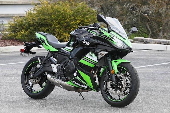 2017 Kawasaki Ninja 650 first ride review