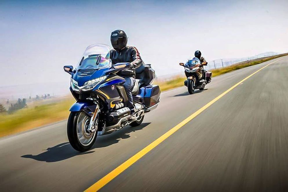 de392abcd17 Is this the new Honda Gold Wing  - RevZilla