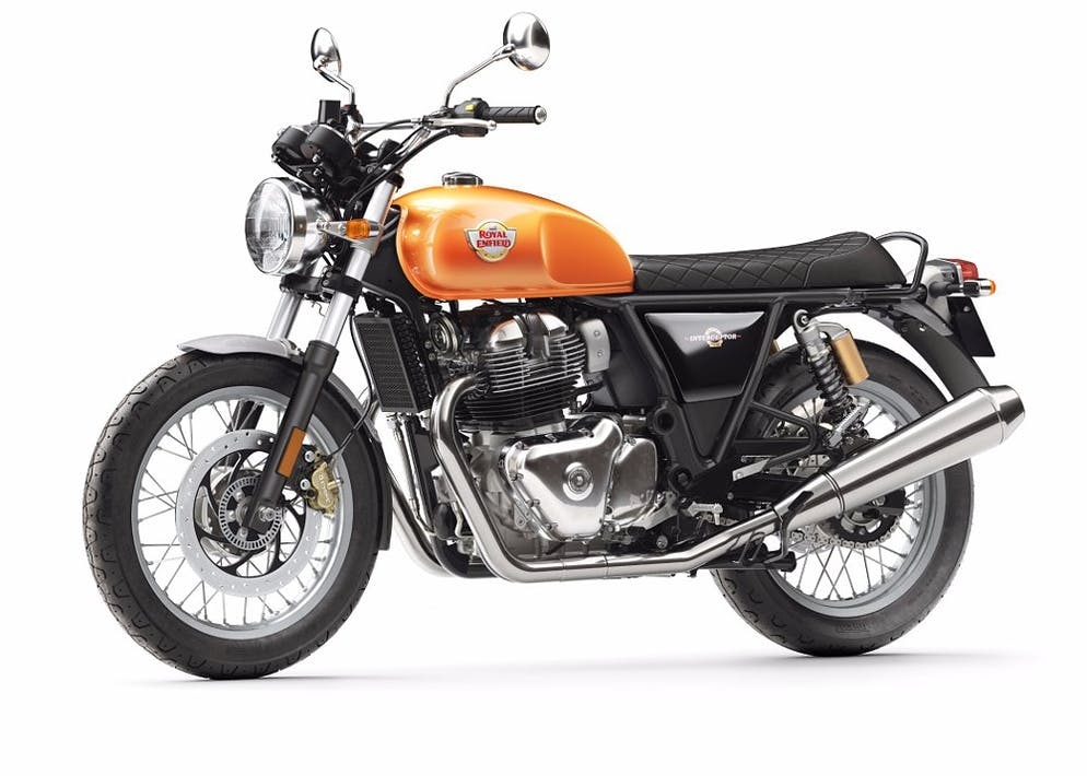 6788ad16d58 2018 Royal Enfield Interceptor 650 and Continental GT first look ...