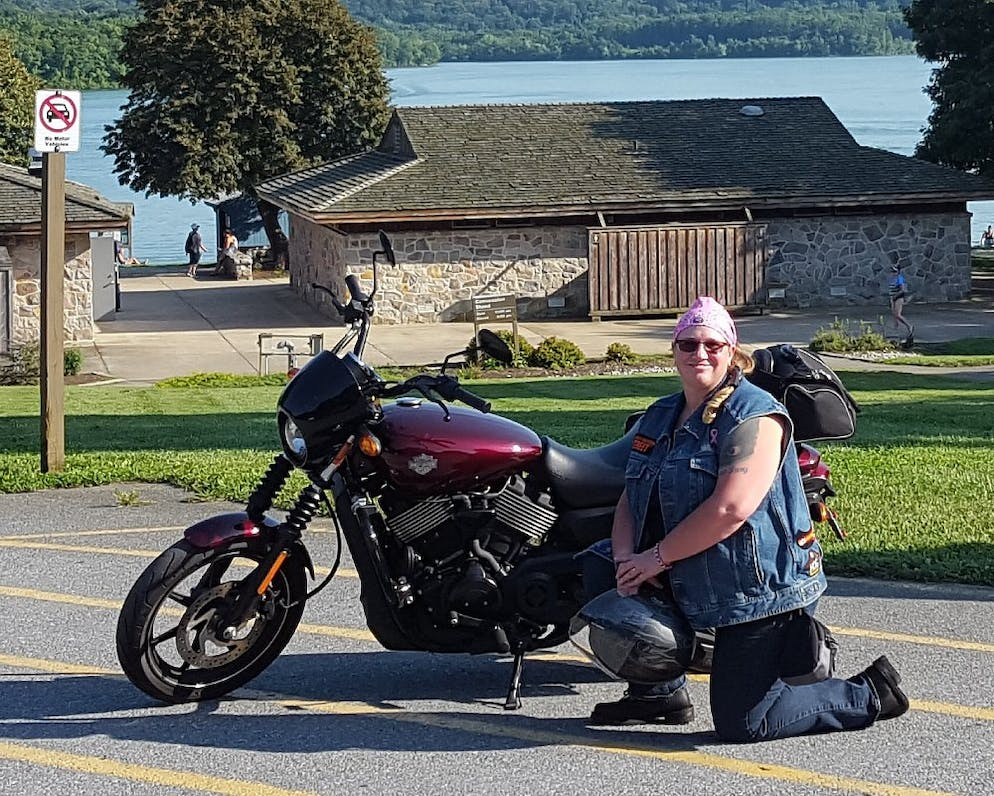 bff9cd1f61 Women riders in their own words - RevZilla