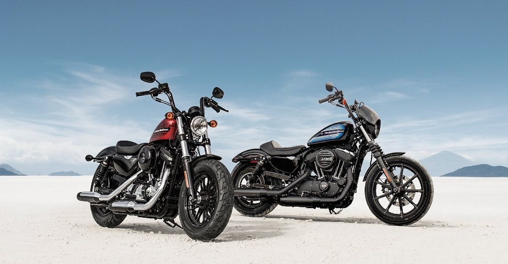 Two new Sportsters: the Forty-Eight Special and the Iron 1200 - RevZilla