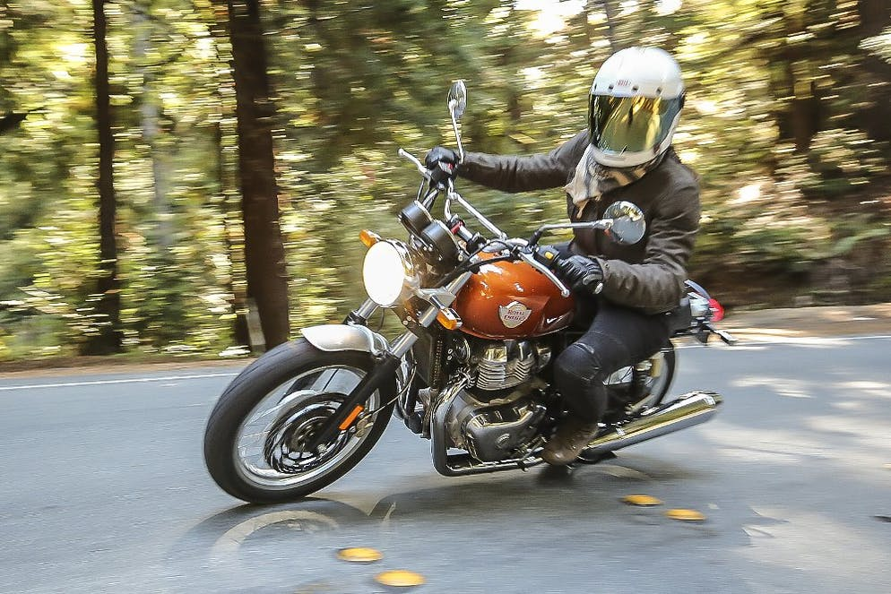ab5a5d6a1330 2019 Royal Enfield Continental GT and Interceptor first ride review ...