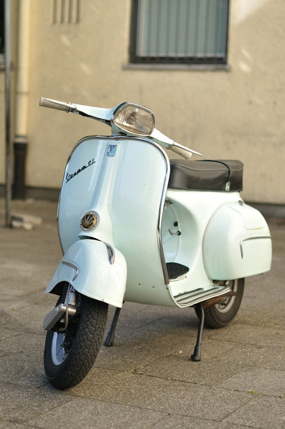 Genoa's mayor wants classic Vespas off their home roads, citing