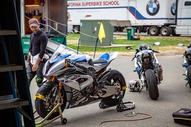 Bmw Hp4 Race First And Probably Only Ride Review Revzilla