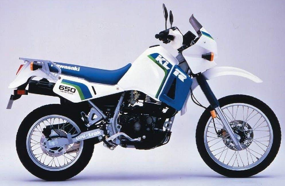 the klr s long run is over revzilla 1987 kawasaki klr650