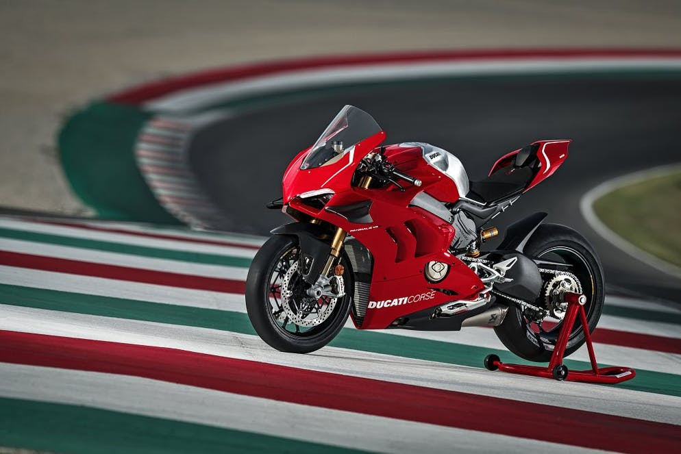 Ducati Unveils The V4 R Its Most Powerful Sport Bike Yet Revzilla