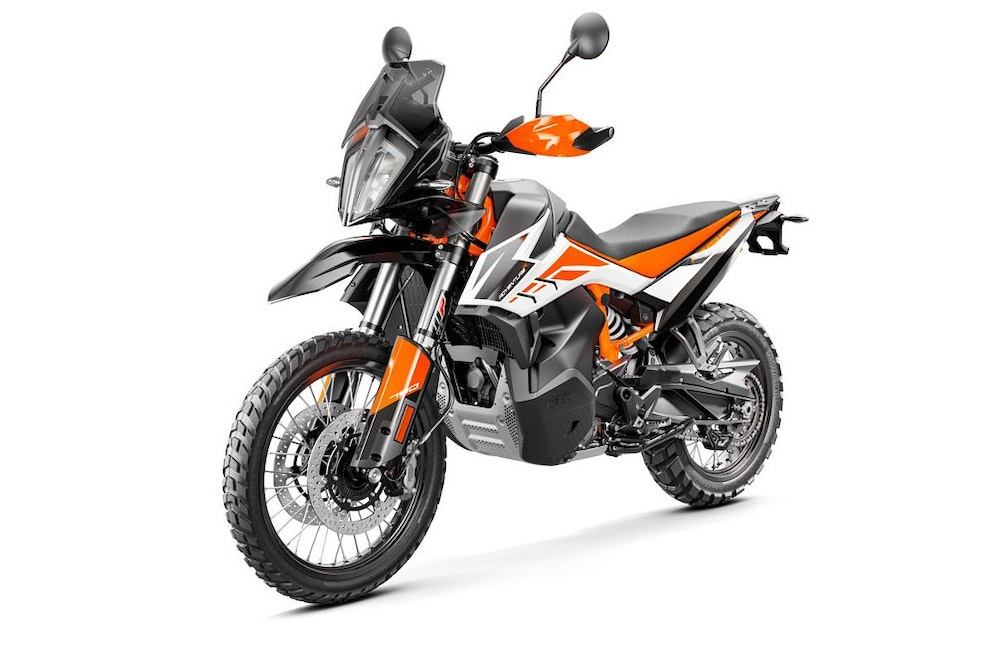 The KTM 790 Adventure R is priced to dominate the off-road adventure